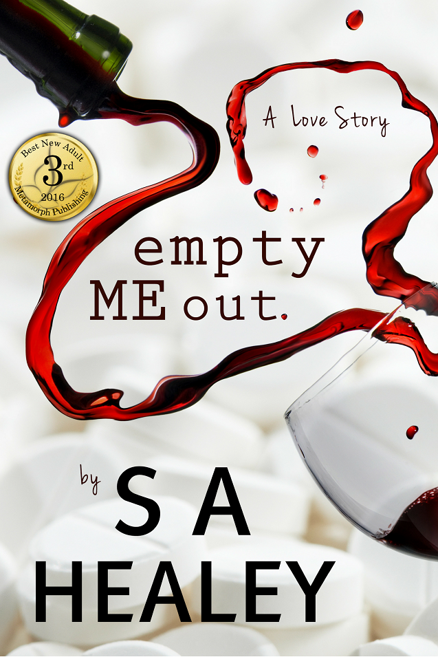 EMPTY ME OUT by Romance Writer S A Healey
